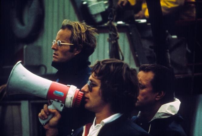 Steven Spielberg, Richard D. Zanuck