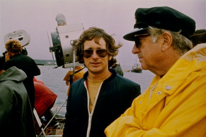Steven Spielberg, David Brown