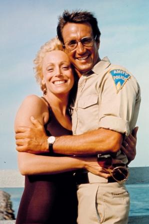 Roy Scheider, Lorraine Gary