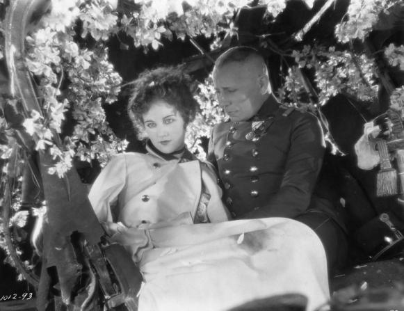 Fay Wray, Erich von Stroheim