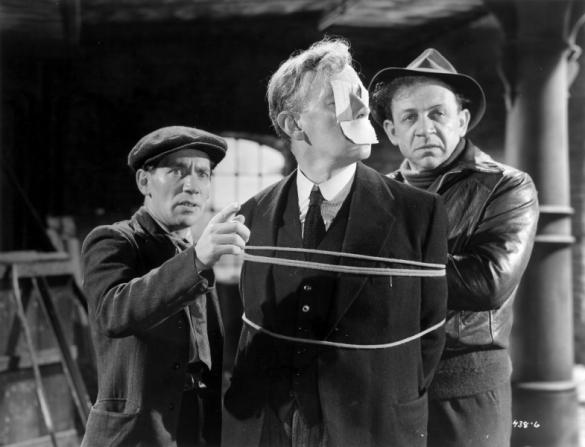 Alfie Bass, Alec Guinness, Sidney James