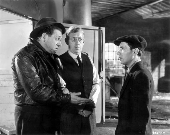 Alec Guinness, Alfie Bass, Sidney James