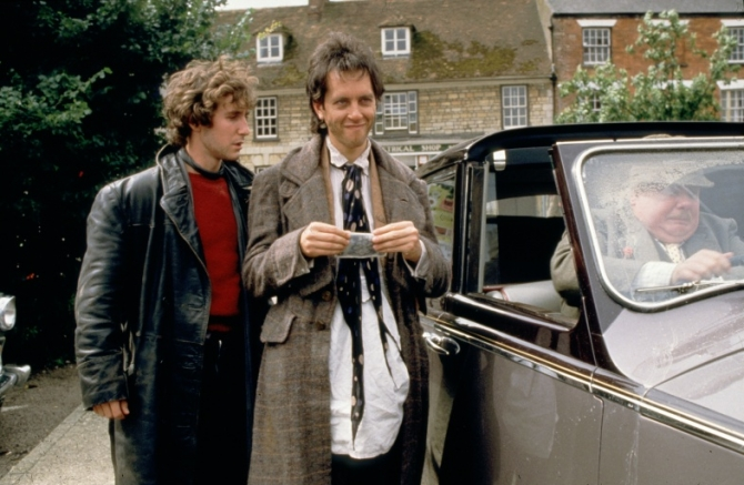Richard E. Grant, Paul McGann, Richard Griffiths