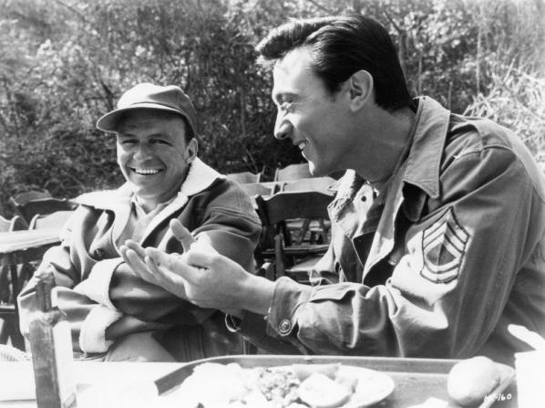 Frank Sinatra, Laurence Harvey