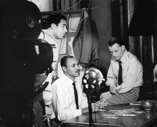John Frankenheimer, Joe Adams, Frank Sinatra