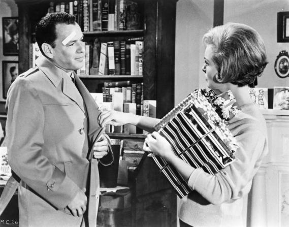 Frank Sinatra, Janet Leigh