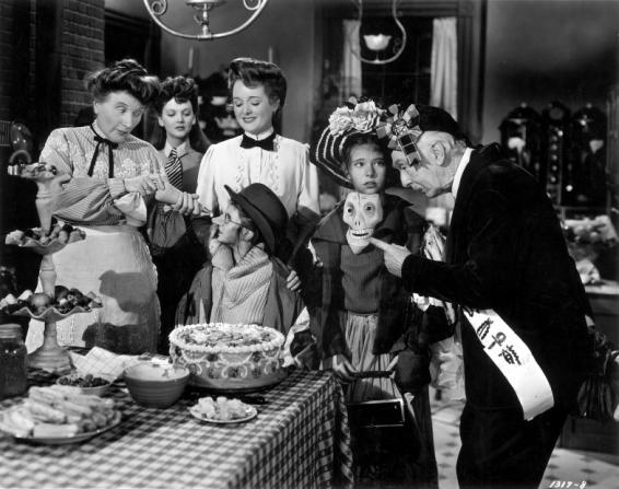Marjorie Main, Lucille Bremer, Mary Astor, Margaret O'Brien, Harry Davenport, Joan Carroll