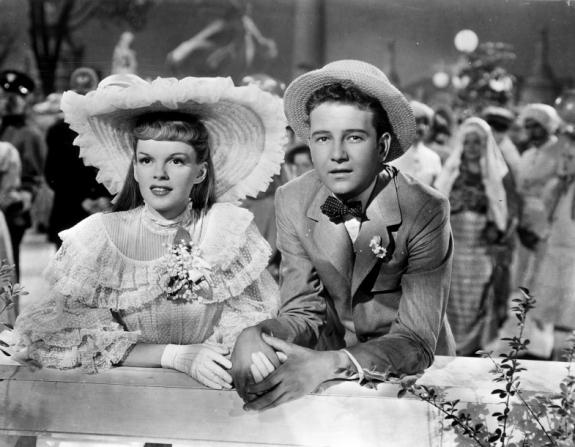 Judy Garland, Osman Bas
