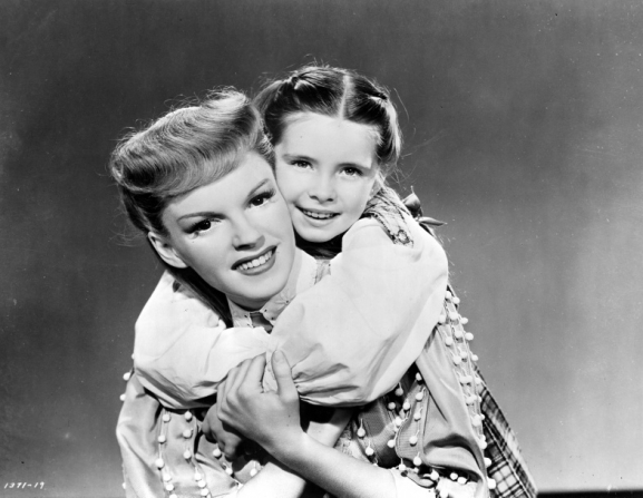 Judy Garland, Margaret O'Brien