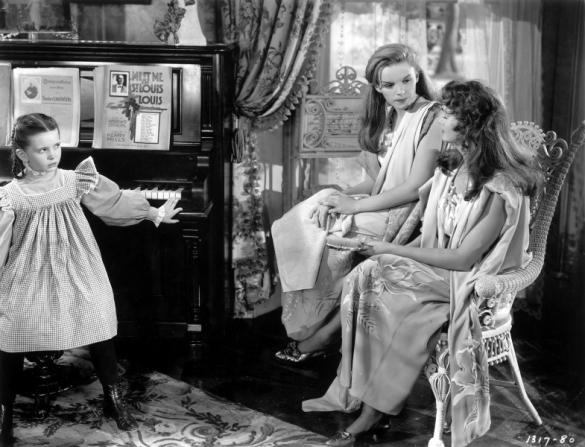 Margaret O'Brien, Judy Garland