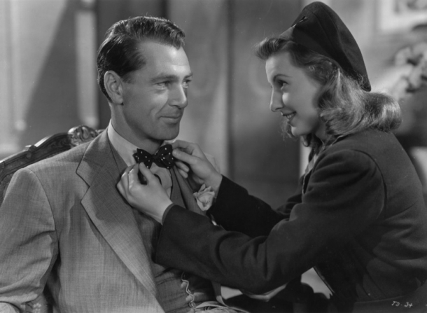 Gary Cooper, Barbara Stanwyck