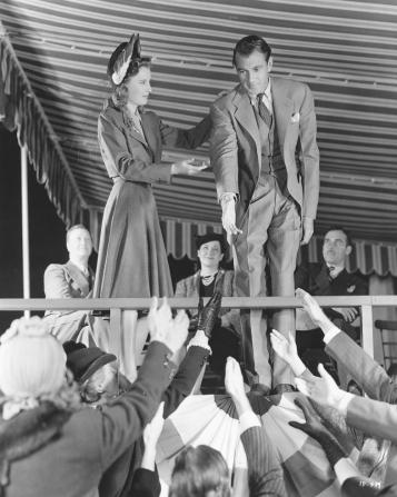 Barbara Stanwyck, Gary Cooper