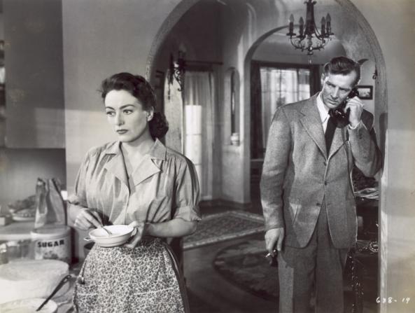 Joan Crawford, Bruce Bennett