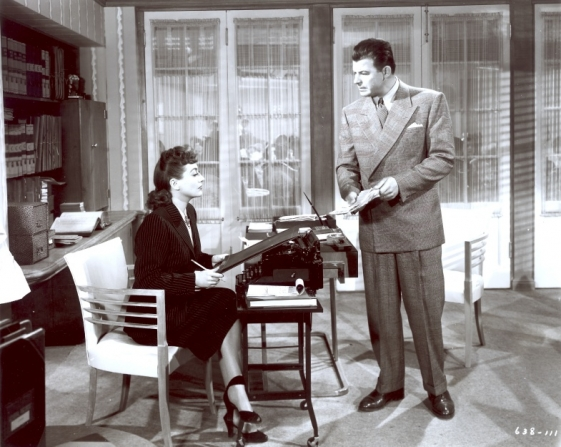 Joan Crawford, Jack Carson