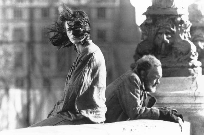 Juliette Binoche, Klaus-Michael Gruber