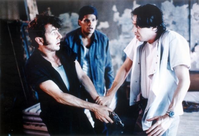 Joe Strummer, Rick Aviles, Steve Buscemi