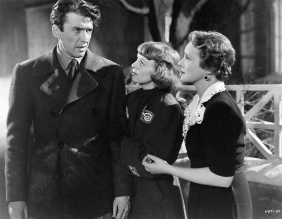 James Stewart, Margaret Sullavan, Irene Rich