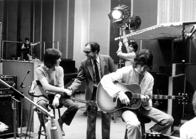Jean-Luc Godard, Mick Jagger