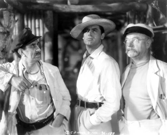 Victor Kilian, Cary Grant, Sig Ruman