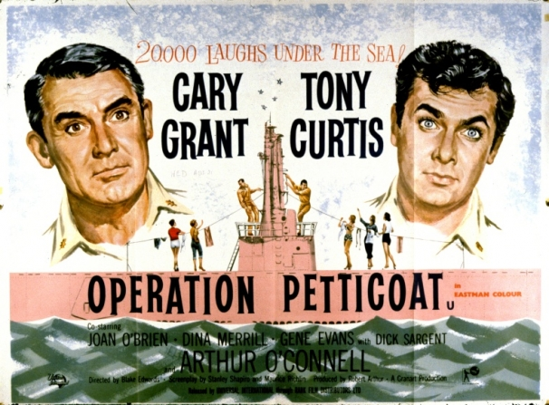 [Vintage] Movie Review: Operation Petticoat
