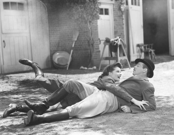 Katharine Hepburn, John Howard