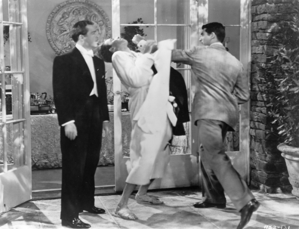 John Howard, James Stewart, Cary Grant