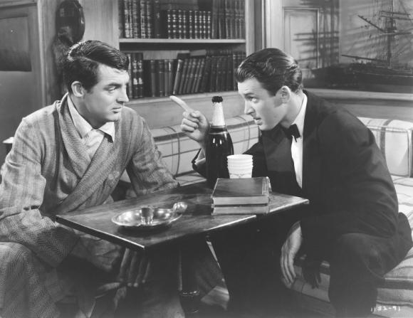Cary Grant, James Stewart