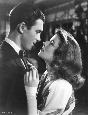 James Stewart, Katharine Hepburn