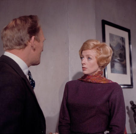 Gordon Jackson, Maggie Smith