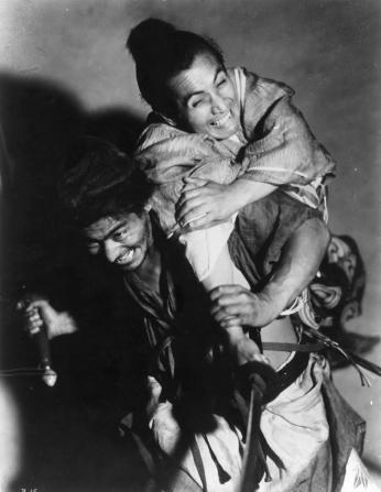 Toshiro Mifune, Masayuki Mori
