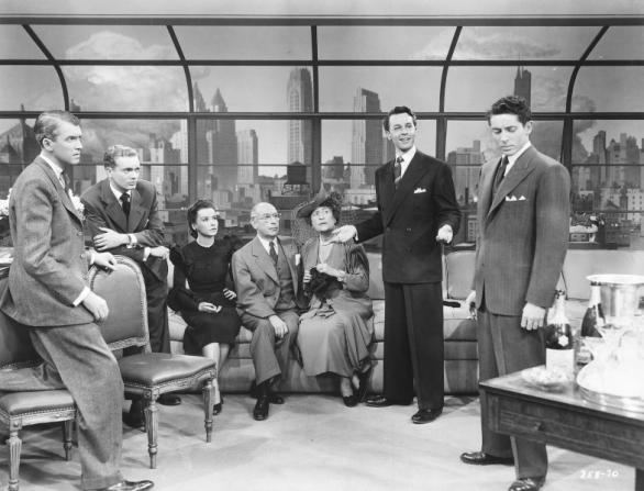 James Stewart, Farley Granger, John Dall