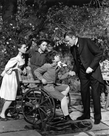 Margaret O'Brien, Brian Roper, Dean Stockwell, Herbert Marshall