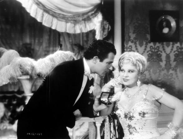 Gilbert Roland, Mae West