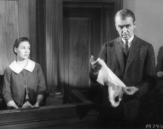 Kathryn Crosby, James Stewart
