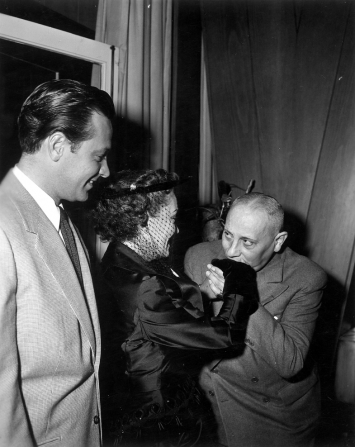 William Holden, Gloria Swanson, Erich von Stroheim