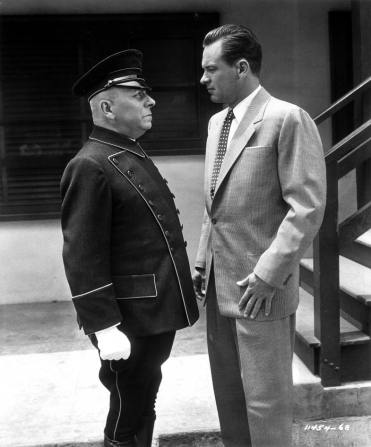 Erich von Stroheim, William Holden