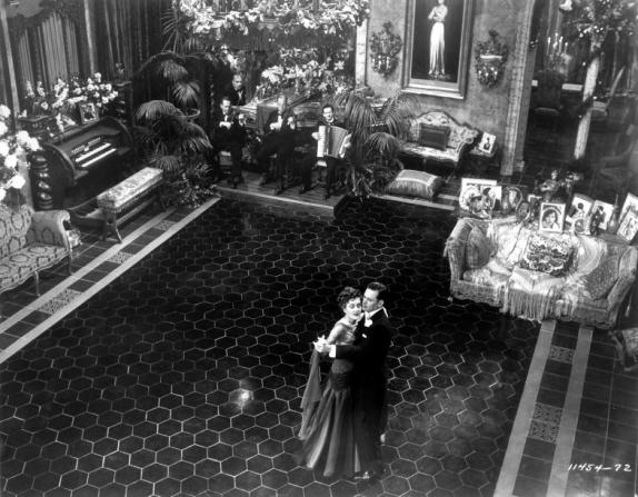 Gloria Swanson, William Holden