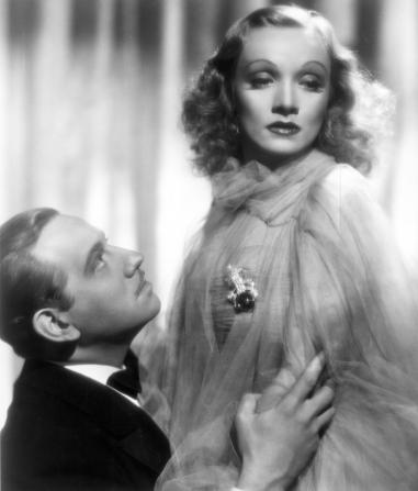 Melvyn Douglas, Marlene Dietrich