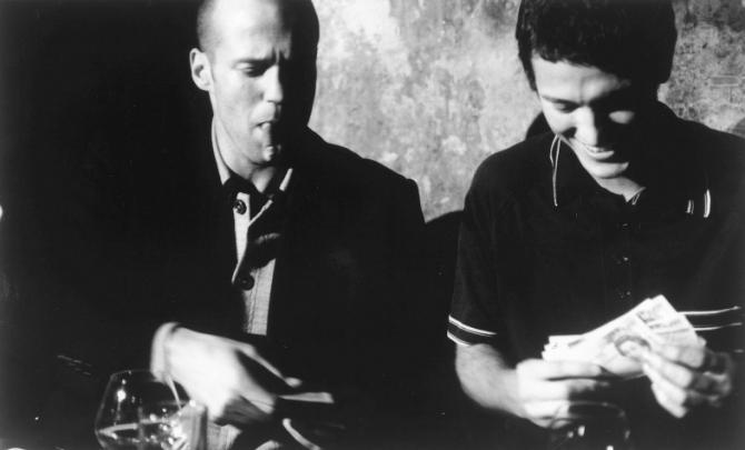 Jason Statham, Nick Moran