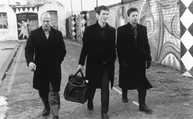 Jason Statham, Nick Moran, Dexter Fletcher