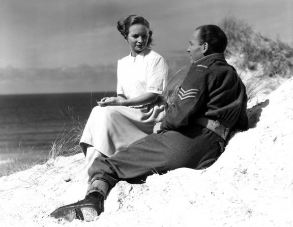 Joan Greenwood, Bruce Seton