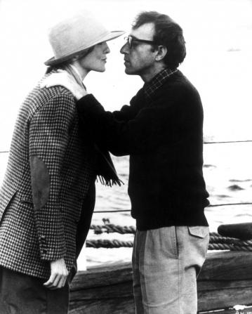 Woody Allen, Diane Keaton