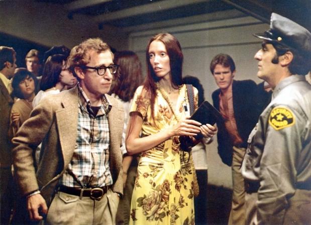 Woody Allen, Shelley Duvall