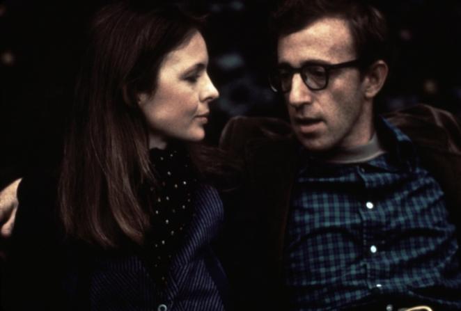 Diane Keaton, Woody Allen