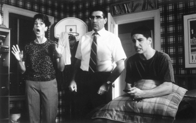 Molly Cheek, Eugene Levy, Jason Biggs