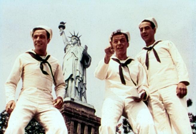 Frank Sinatra, Gene Kelly