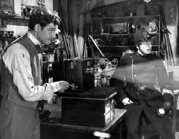 Robert Donat, Laurence Olivier