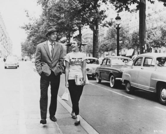 Jean-Paul Belmondo, Jean Seberg