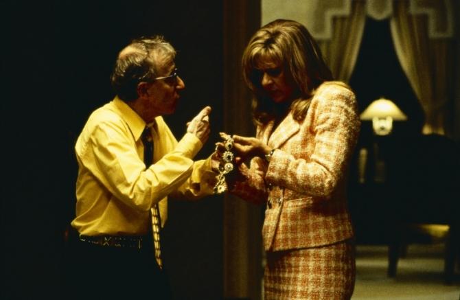 Tracey Ullman, Woody Allen