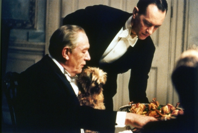 Michael Gambon, Richard E. Grant